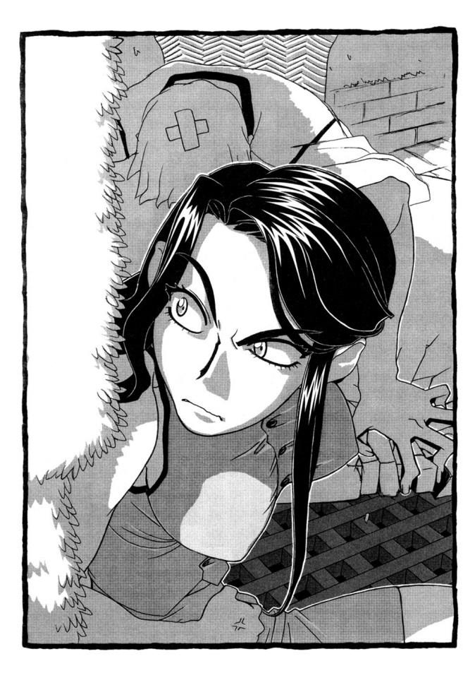 Manga writer